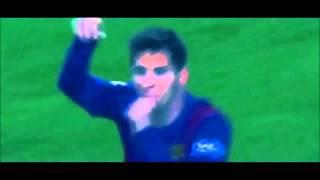 Barcelona vs Espanyol 5-1 All Goals & Highlights - Messi Hat Trick 07/12/14
