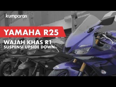 download lagu Review New Yamaha R25: Detail Ubahan dan Rasa Berkendara gratis