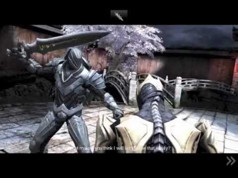 Infinity Blade 2 - Killer Equipment (Tutorial)