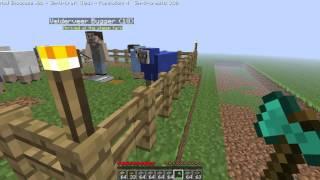 Minecraft Ukázky Módů #01 - The Sims Mod (Sim-U-Kraft)