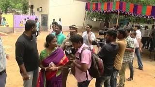 Download Tamil Nadu Election  - Actress Trisha Krishnan, Director Shankar & Bharathiraja Vote 3Gp Mp4