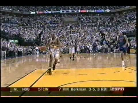 Tayshaun Prince - The Greatest Block in NBA Playoff History