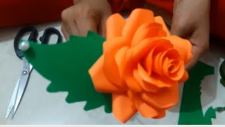 How To Make Artificial Flower