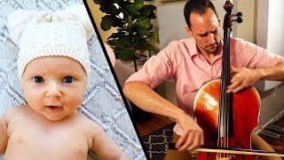 Download Lagu PERFECT - Ed Sheeran + NEW BABY [Cello & Piano Cover] - Brooklyn Duo Gratis STAFABAND