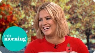Caroline Flack Opens Up About Her Relationship With Prince Harry | This Morning