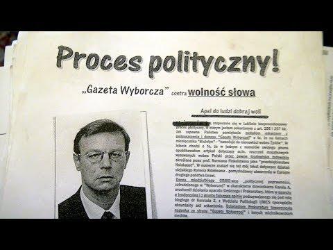 Tematy Surowo Zakazane (dr Jan Przybył, Grzegorz Wysok)
