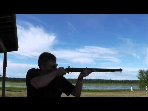 Ballistol with a Black Powder Rifle!