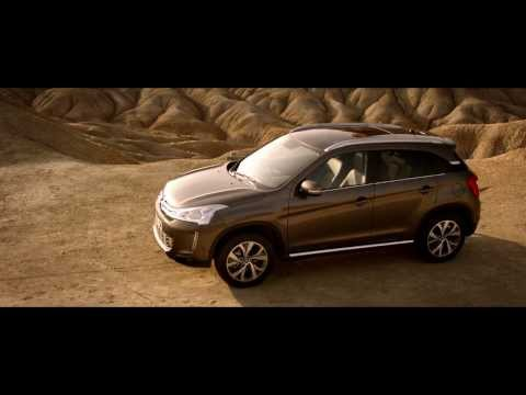 Citroen C4 AIRCROSS Promo Video