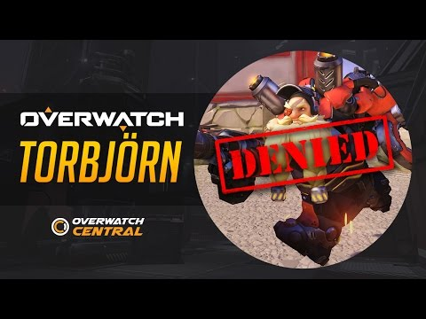 Overwatch | How to Counter Torbjorn | DENIED