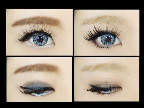 How To : Makeup Fix 3 - Natural Eye-Enlarging