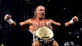 WWE Triple H as World Heavyweight Champion 2005