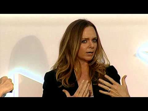 Creative Content Summit - Stella McCartney interviewed by Sarah Mower MBE