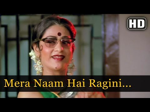 Watch Mere Ghar Mai Na - Aruna Irani - Shakti Kapoor - Ghar Sansar - Bollywood Songs - Asha Bhosle