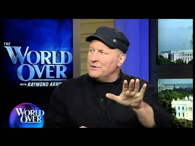 World Over - 2014-06-26 -- Country Music Legend Collin Raye FULL INTERVIEW with Raymond Arroyo