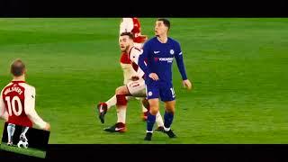 Best football skills and goals 2018