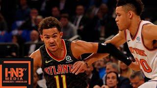Atlanta Hawks vs New York Knicks Full Game Highlights | 10.17.2018, NBA Season