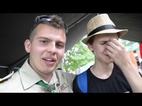 Medve Film Vlog   1. rész   Újpest Városnapok