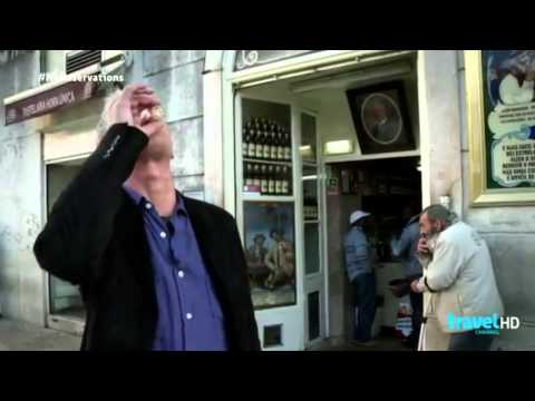Anthony Bourdain No reservations in Lisbon, Portugal HD