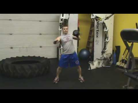 Firefighter Workout - Kettlebell Tabata Circuit - OPT For Fitness