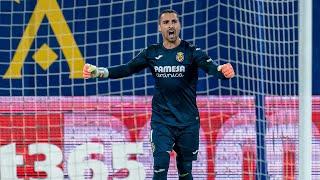 Declaraciones Asenjo  - post RCD Mallorca