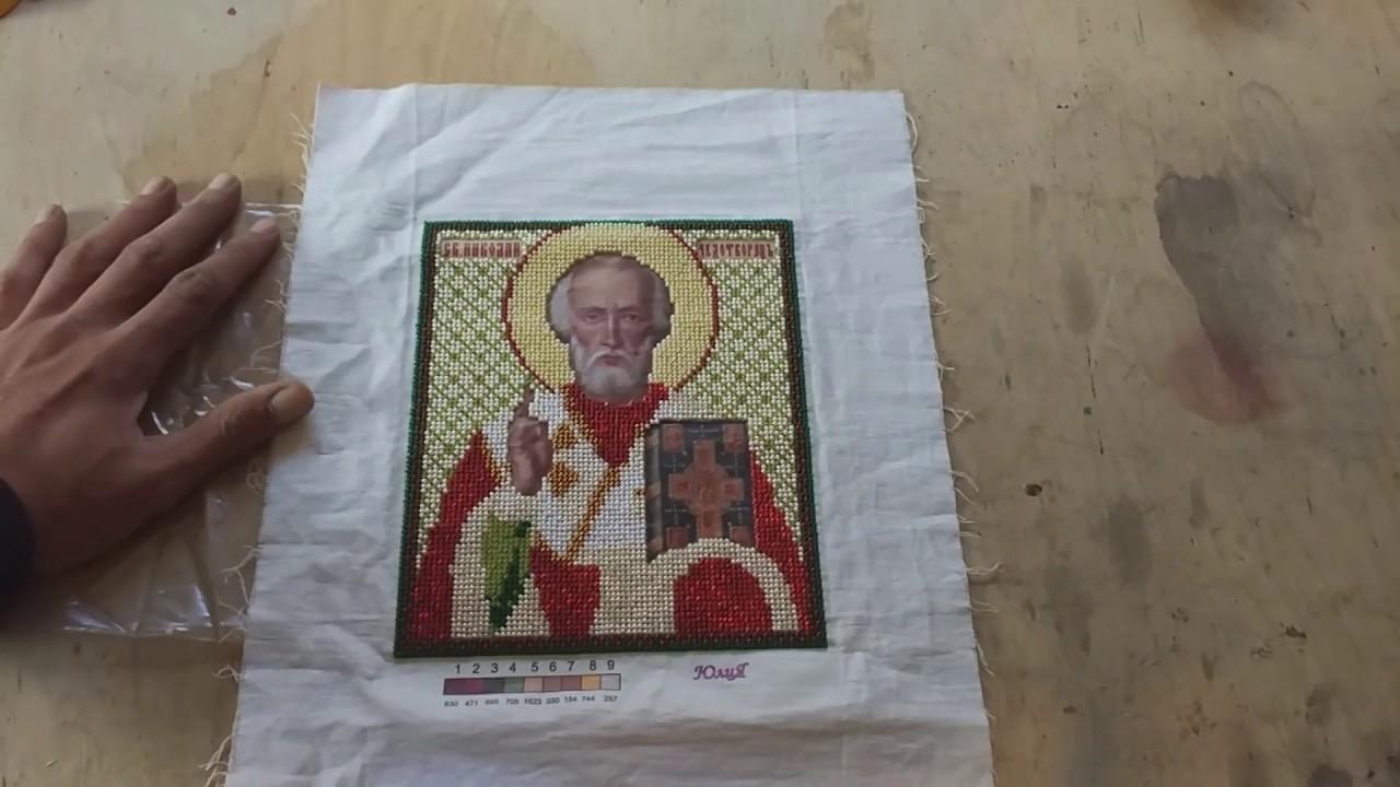 Как оформить рамку для иконы своими руками 363
