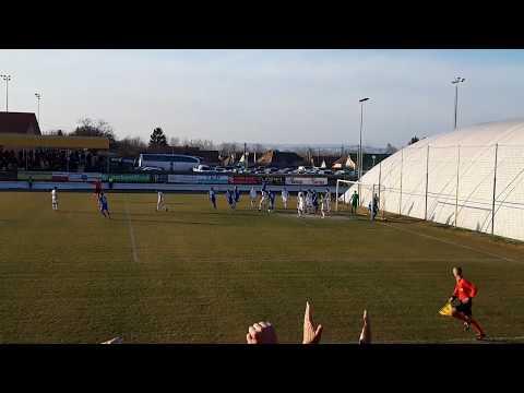 Soroksár SC - MTK Budapest FC Baki Ákos 3-3  Cél 2020  február 9
