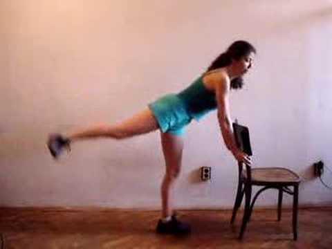 Cellulite exercises – part 1