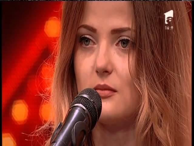 Jurizare: Natalia Moraru merge în următoarea etapă X Factor