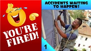 TOTAL IDIOTS AT WORK - Accidents Waiting To Happen 1