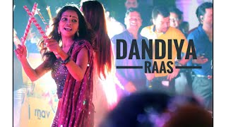 DANDIYA RAAS || GROUP DANCE PERFORMANCE | DHOLIDA DHOL RE VAGAD | AMBA AAVO TO RAMIYE