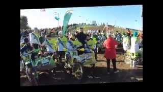 Quad&Sidecar European Nations, Schwedt 2015: Opening ceremony