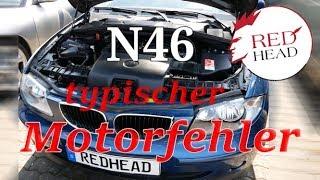 Typischer Motorfehler beim BMW 118i E87 N46 | Redhead