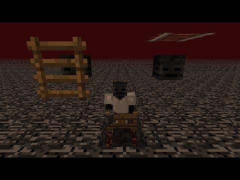 Tutorial Minecraft Cómo romper Bedrock en Survival 1.7.9