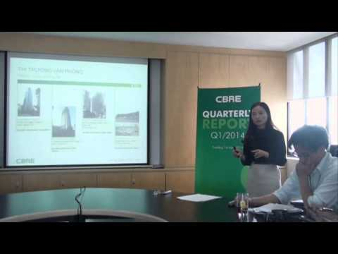CBRE Vietnam - HCMC Quarterly Report Q1 2014