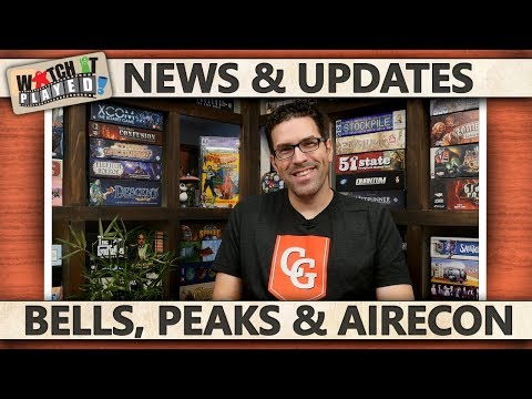 News (2017-09-20): Airecon, Bells, Cabal