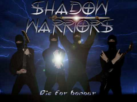Shadow Warriors - Die for Honour (cover)