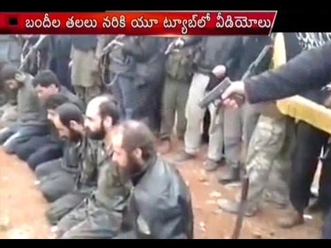 Shocking News : ISIS Terrorists Killing Journalist Video