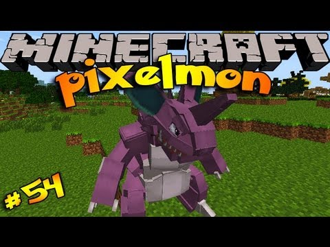 Pixelmon ! Minecraft Pokemon Mod!! Episode 54- PIXELMON 2.2 BETA 30 NEW POKEMON!!