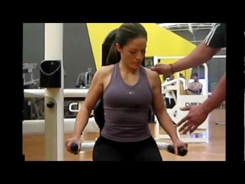 Taller de acondicionamiento físico para mujeres Urban Gym semana 1