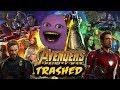 Trailer Trashed: AVENGERS   INFINITY WAR [Annoying Orange]