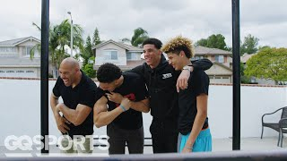 LaVar Ball Explains How His Sons Became the Most Dominating Basketball Players Ever | GQ Sports
