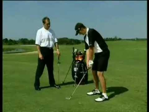 EyeLine Golf - Spot On Swing Plane, Justin Rose Video