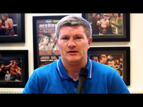 Ricky Hatton on Mayweather v Pacquiao