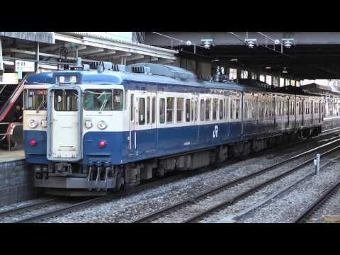 中央本線甲府駅の午後 2013