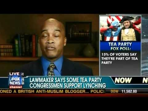 Activist Kevin Jackson responds to Carson's Tea Party slander   MRCTV04856 mp4