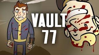 The Horrifying Legend of Vault 77 - Plus, The Merchants of Paradise Falls - Fallout 3 Lore