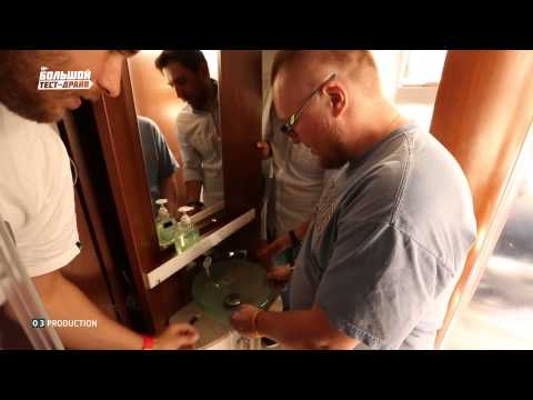 Автодом Motul на базе Fiat Ducato - Большой тест-драйв (видеоверсия) / Big Test Drive