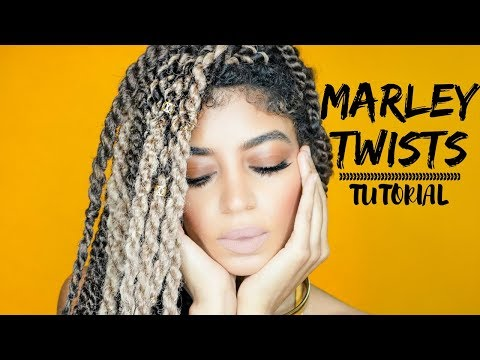 Havana Marley Twists Tutorial