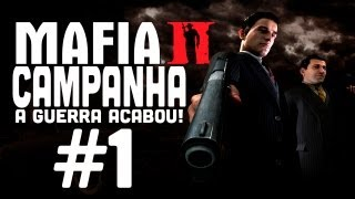 Mafia II - A guerra terminou!! \o/ #1 [FULLHD-PhysX-PTBR]