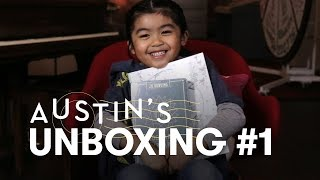 Austin Unboxing #1   Unboxing   HiHo Kids